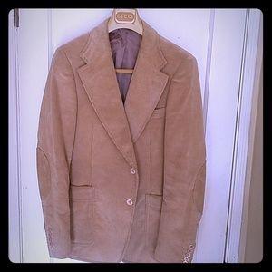Men's Gucci corduroy sports jacket